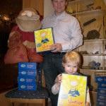 Speedolino Junior mit Opa Jens und Junior