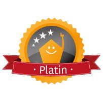 Logos-Mitgliedschaftsstatus-Platin