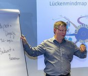 Jens Voigt im Seminar für Lernmethoden