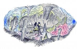 Tommy Tropf- Kinderbuchillustration