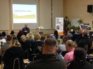 Elternabend vor 250 Teilnehmern