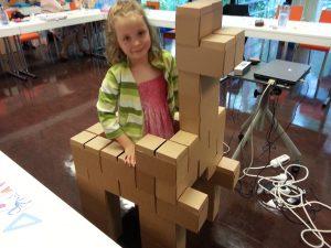 mit Fantasie bauen